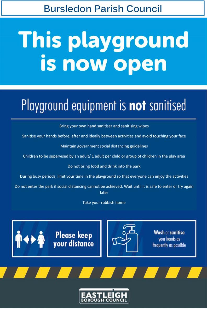 Play Park Opening Poster